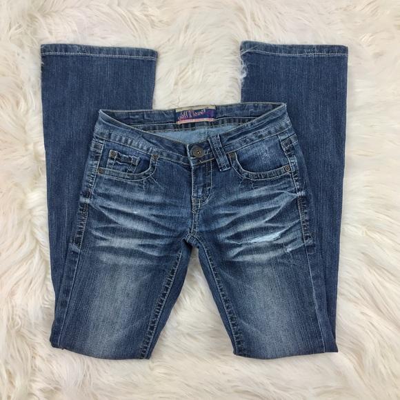 3b6db92ddb Junior Girls Wallflower Legendary Bootcut Jeans. M_5b305df7aaa5b8f06d5a88cc